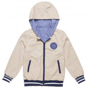 Double sided jacket with embroidery (6-16 years)