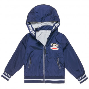 Waterproof Paul Frank jacket with embroidery (12 months-5 years)