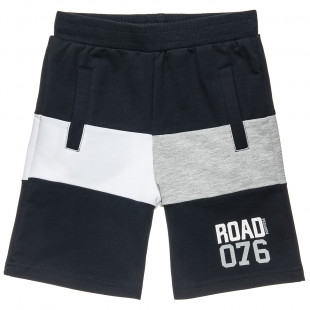 Shorts Moovers with print and side pockets (6-16 years)