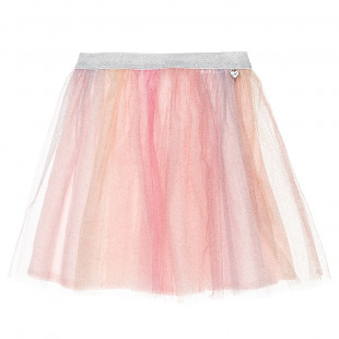 Skirt with tulle (6-10 years)