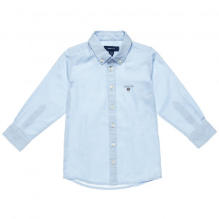 Shirt Gant with embroidery (2-7 years)
