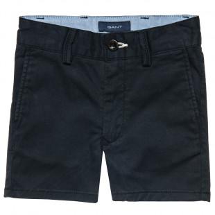 Βερμούδα Gant με τσέπες (2-7 ετών)