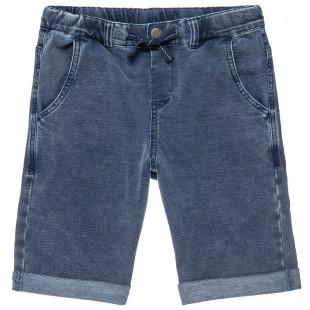 Shorts soft denim (4-16 years)
