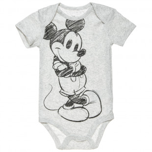 Φορμάκι Disney Mickey Mouse με τύπωμα (3-9 μηνών)