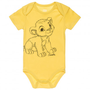 Babygrow Disney Lion King with character Simba (3-9 months)