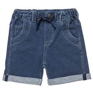 Shorts from soft denim (9months-3 years)