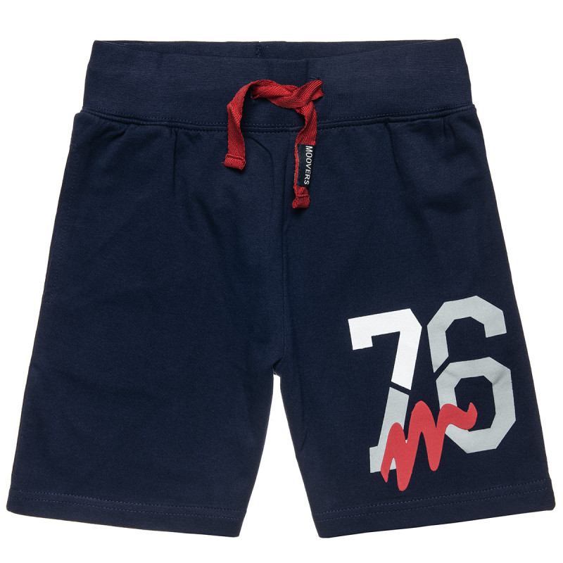 Shorts Moovers with print in 4 colors (6-16 years)