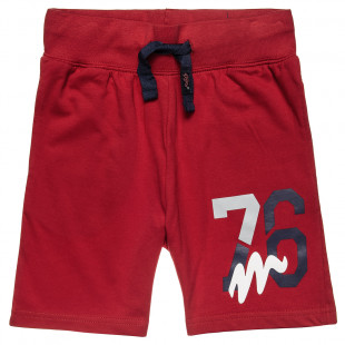 Shorts Moovers with print in 3 colors (12 months-5 years)