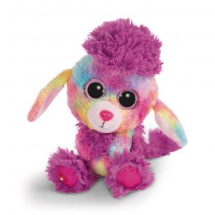 Plush toy poodle dog (20cm)