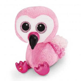 Plush toy flamingo (16cm)