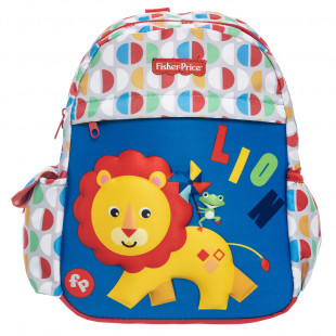 Backpack Fisher Price kindergarten 3D print lion