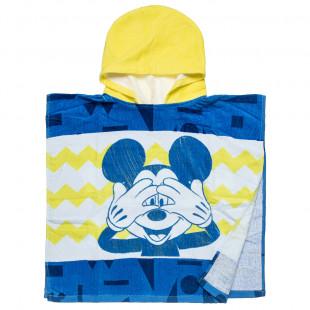 Πόντσο Θαλάσσης Disney Mickey Mouse (50x100 cm)