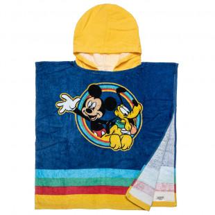 Πόντσο θαλάσσης Disney Mickey Mouse (50x100)