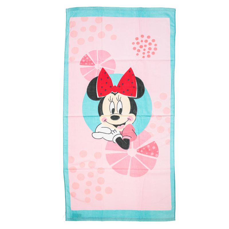 Beach towel Disney Minnie Mouse (70x140)