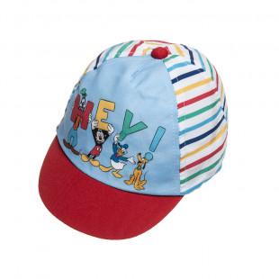 Καπέλο jockey Disney Mickey & friends (12-18 μηνών)