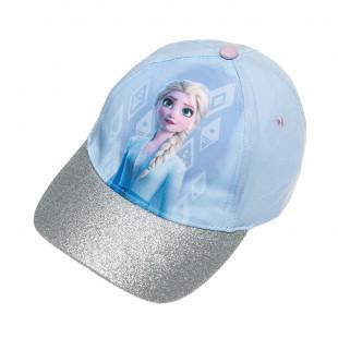 Jockey hat Disney Frozen (4-6 years)