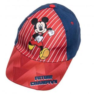 Καπέλο Τζόκευ Disney Mickey (2-4 ετών)