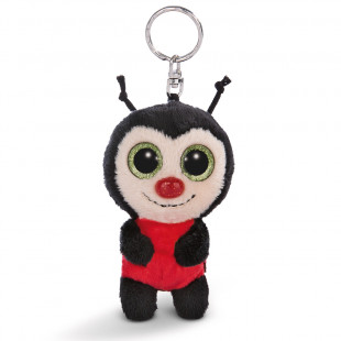 Keychain ladybug (8cm)
