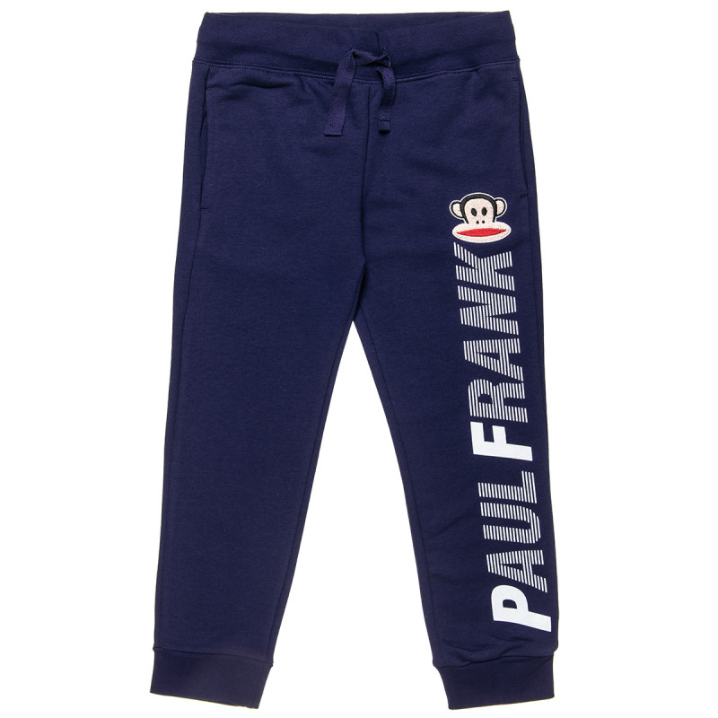 Joggers Paul Frank slim fit with embroidery and print (6-14 years)