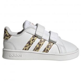 Παπούτσια Adidas Grand Court I FZ3528 ADI (Μεγέθη 21-27)