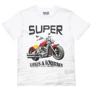 T-Shirt with print (12 months-5 years)