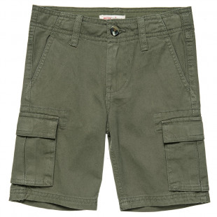 Shorts cargo (6-14 years)