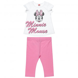 Set Disney Minnie Mouse top and leggings (12 months-5 years)