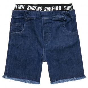 Shorts denim (12 months-5 years)