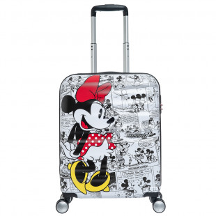 Rolling luggage Disney Minnie Mouse