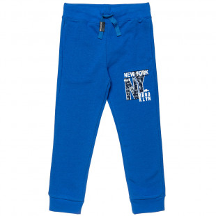 Joggers slim fit with graphic (6-12 years)