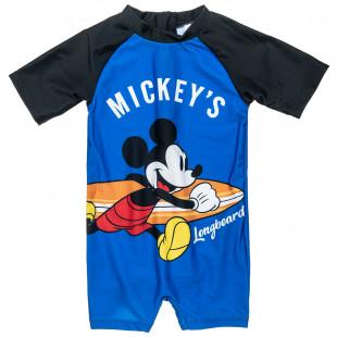 Μαγιό UPF40+ Disney Mickey Mouse (9 μηνών-2 ετών)