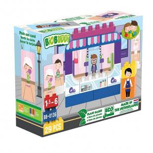 "Blocks eco ""Boutique"" (1,5-6 years)"
