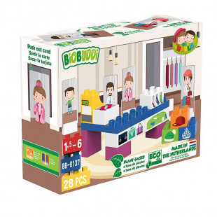 "Blocks eco ""Fashion store"" (1,5-6 years)"