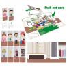 """Τουβλάκια οικολογικά """"Fashion store"""" (1,5-6 ετών)"""