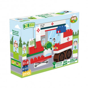 "Blocks eco ""Hospital"" (1,5-6 years)"