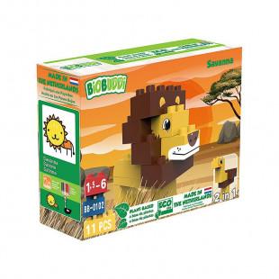 "Blocks eco ""Savanna"" (1,5-6 years)"