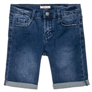 Shorts denim (6-16 years)