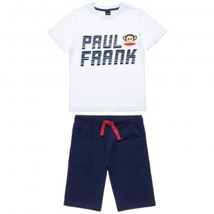 Σετ Paul Frank μπλούζα και βερμούδα (4-12 ετών)