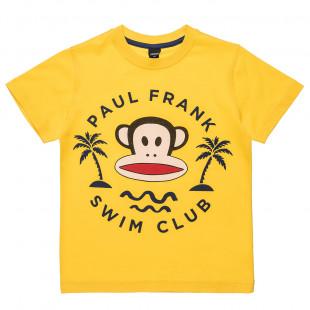 """Μπλούζα Paul Frank """"Swim Club"""" (6-16 ετών)"""