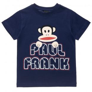 Μπλούζα Paul Frankε τύπωμα (3-12 ετών)
