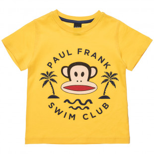 """Μπλούζα Paul Frank """"Swim Club"""" (12 μηνών-5 ετών)"""