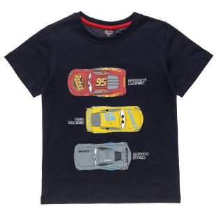 T-Shirt Disney Cars with print (3-6 years)