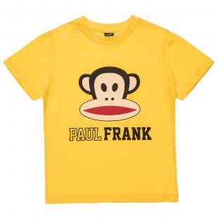 Μπλούζα Paul Frank με τύπωμα (3-12 ετών)