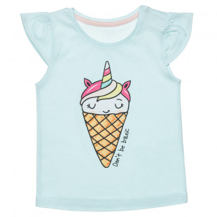 Top with print ice-cream (12 months-3 years)