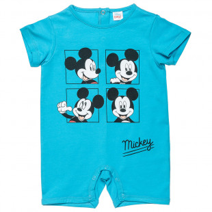 Babygrow Disney Mickey Mouse with print (1-9 months)