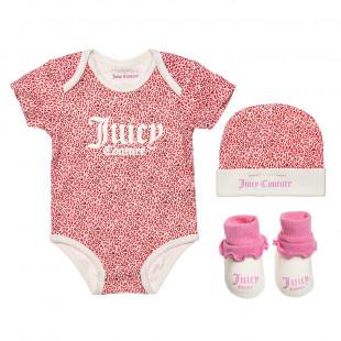 Babygrow set 3-piece Juicy Couture (0-6 months)