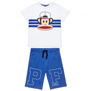 Set Paul Frank with print (12 months-5 years)