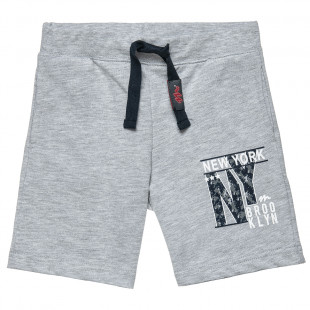 Shorts Moovers with print (18 months-5 years)