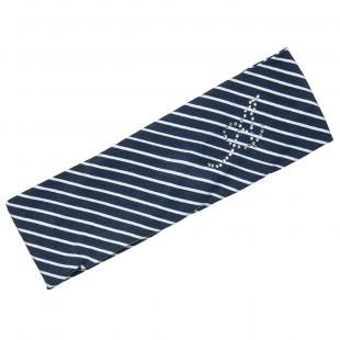 Headband with stripes (1-5 years)