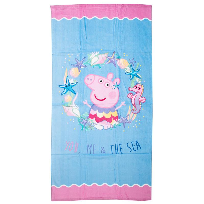 Πετσέτα Θαλάσσης Peppa Pig (70X140)